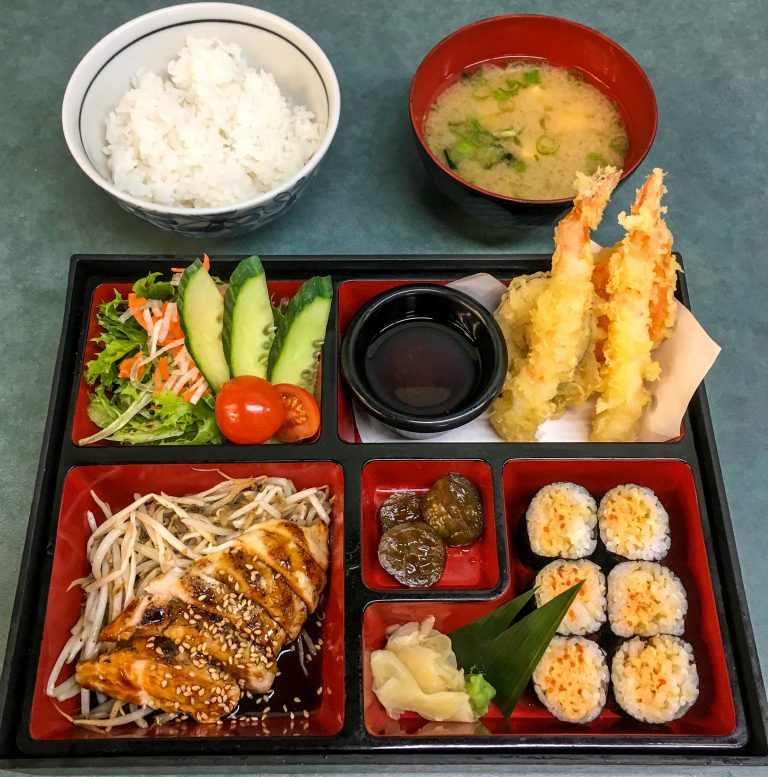 Take Bento Box
