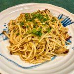Fall Specials #2 – Mushroom Yaki-Udon